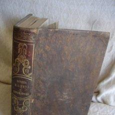 Libros antiguos: LITERATURA LATINA + PRINCIPIOS DE TEORIA ESTÉTICA Y LITERATURA. Lote 244435770