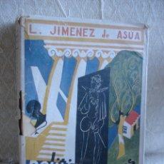 Libros antiguos: POLITICA FIGURAS PAISAJE 1927. Lote 244453705