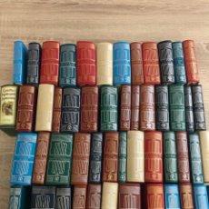 Libros antiguos: LIBROS COLECCION MINIATURA CLASICOS ILUSTRADOS. Lote 244612805