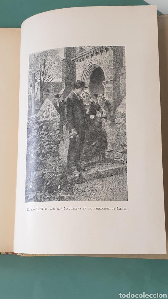 Libros antiguos: Francisco El Exposito Montaner y Simón, Ilustrado por A. RABAUDI Editores 1912 - Foto 7 - 244678670
