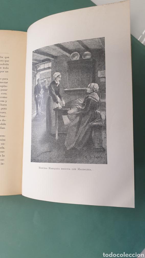 Libros antiguos: Francisco El Exposito Montaner y Simón, Ilustrado por A. RABAUDI Editores 1912 - Foto 8 - 244678670