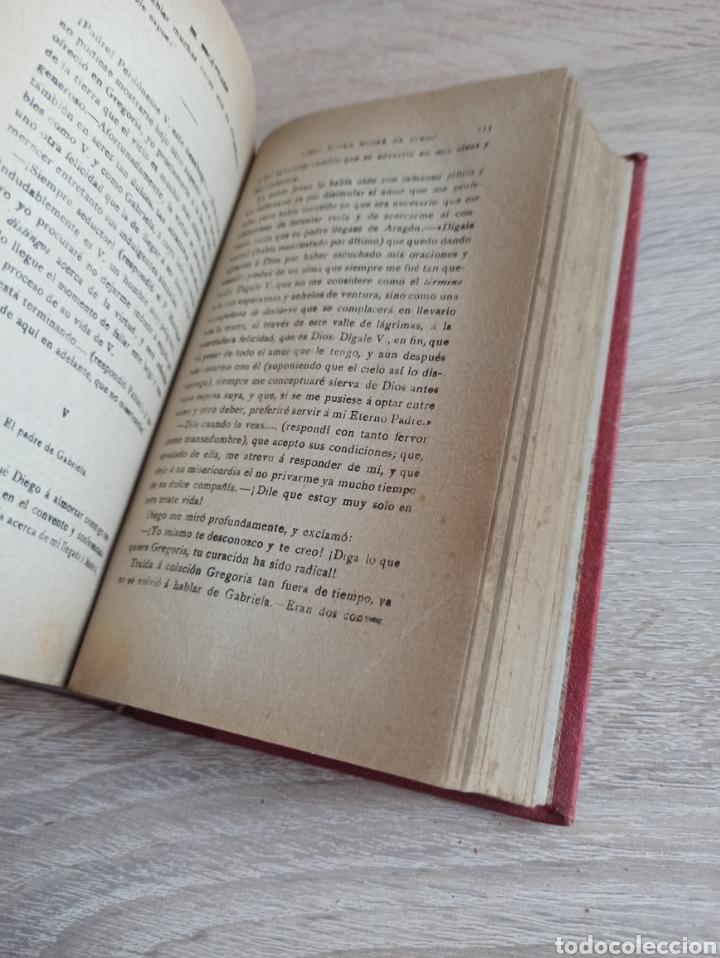 Libros antiguos: Novela El Escándalo por P. Pedro A. De Alarcón Vigésimoquinta Edición 1920 - Foto 7 - 244708950