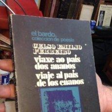 Libros antiguos: VIAJE AL PAIS DE LOS ENANOS.1970.. Lote 244819530