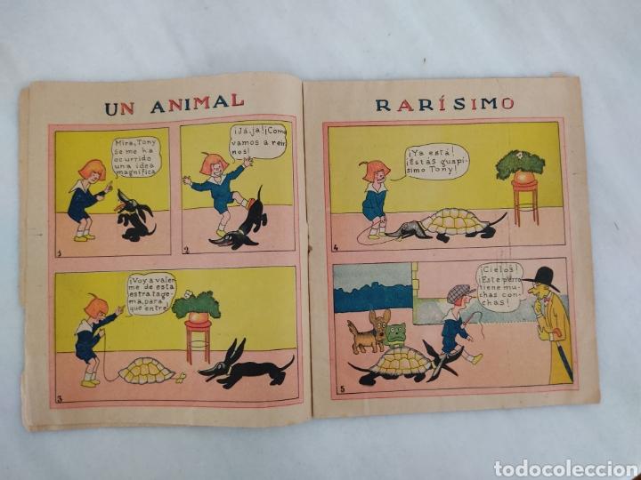 Libros antiguos: Manolín revista semanal 1929 10cts - Foto 4 - 244822375