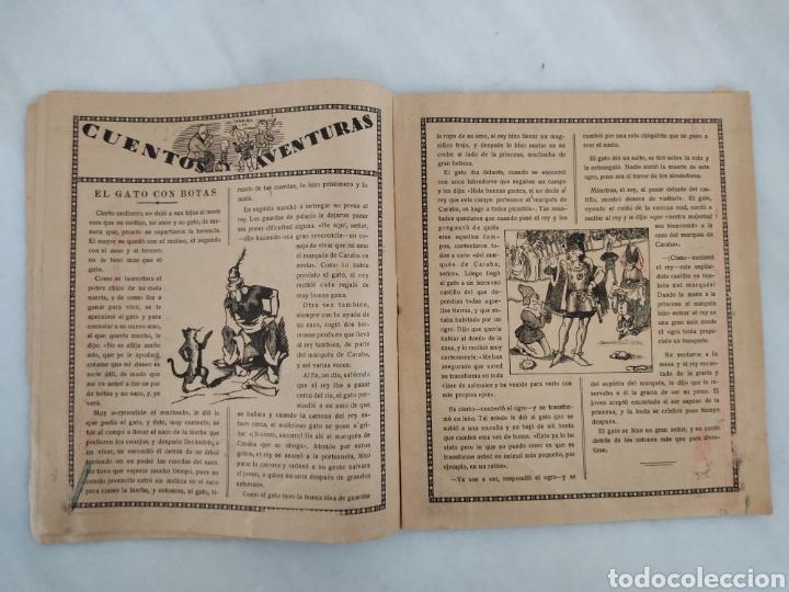 Libros antiguos: Manolín revista semanal 1929 10cts - Foto 5 - 244822375