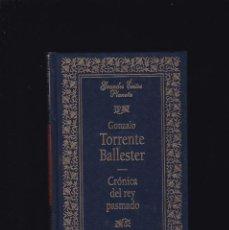 Libros antiguos: GONZALO TORRENTA BALLESTER - CRONICA DEL REY PASMADO - EDITORIAL PLANETA 1994. Lote 244835140