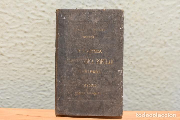 MANUAL DE MINERALOGÍA-JUAN JOSÉ MUÑOZ DE MADARIAGA- 1880 (Libros Antiguos, Raros y Curiosos - Ciencias, Manuales y Oficios - Otros)