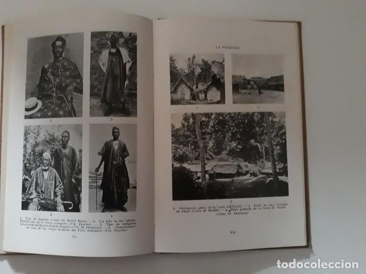Libros antiguos: LOS NEGROS. Maurice Delafosse. Editorial Labor, 1931. - Foto 6 - 245124560