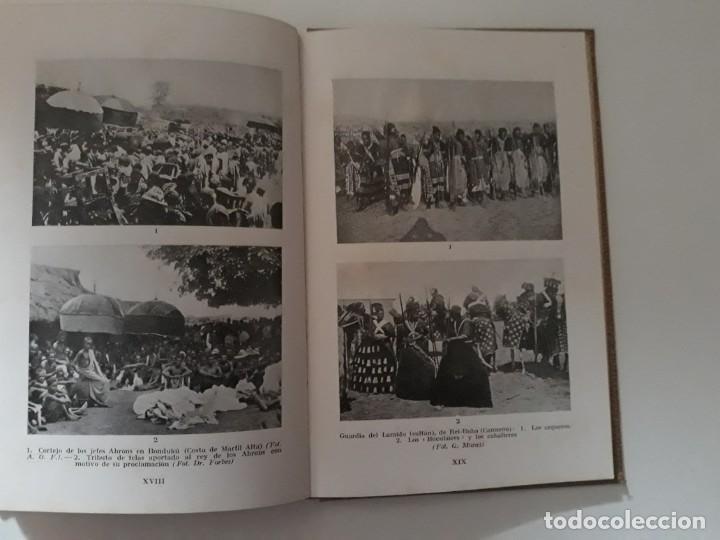 Libros antiguos: LOS NEGROS. Maurice Delafosse. Editorial Labor, 1931. - Foto 7 - 245124560