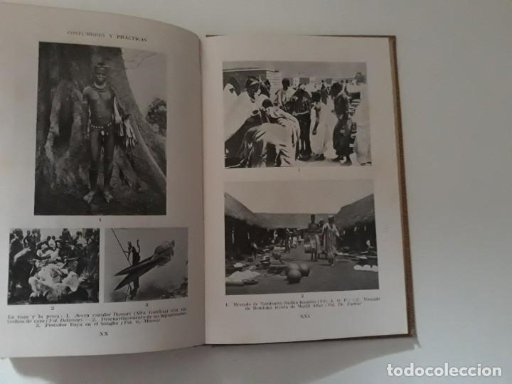 Libros antiguos: LOS NEGROS. Maurice Delafosse. Editorial Labor, 1931. - Foto 8 - 245124560