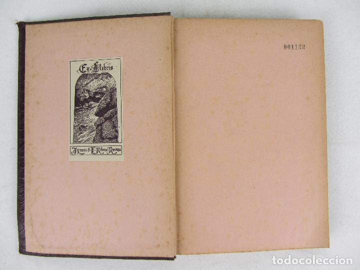 Libros antiguos: Noticia descriptiva e historica de cidade de Thomar - J.M.Sousa - Thomar 1903 - Con Ex libris - Foto 4 - 245210195