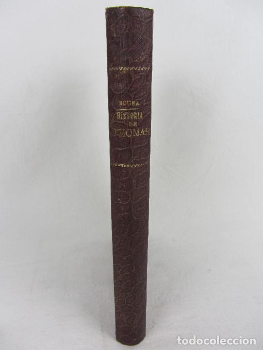 NOTICIA DESCRIPTIVA E HISTORICA DE CIDADE DE THOMAR - J.M.SOUSA - THOMAR 1903 - CON EX LIBRIS (Libros Antiguos, Raros y Curiosos - Otros Idiomas)