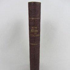Libros antiguos: NOTICIA DESCRIPTIVA E HISTORICA DE CIDADE DE THOMAR - J.M.SOUSA - THOMAR 1903 - CON EX LIBRIS. Lote 245210195