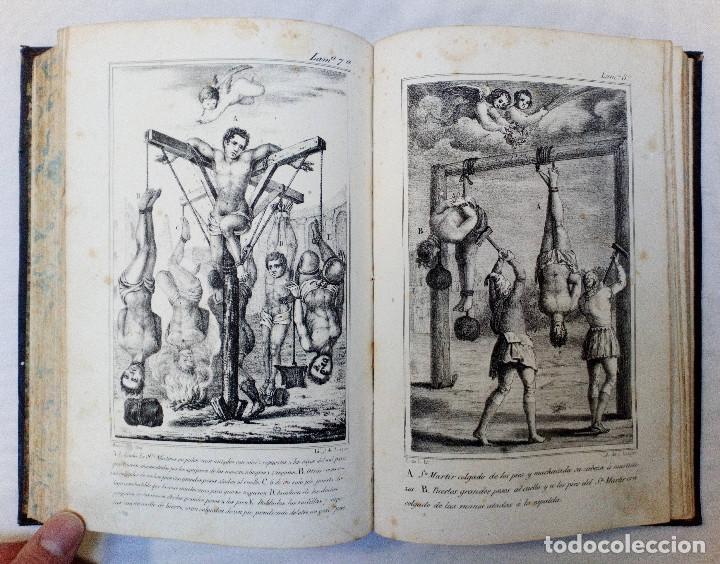 Libros antiguos: LAS ACTAS VERDADERAS DE LOS MÁRTIRES. CON 60 GRABADOS. TOMO III. 1844 - Foto 9 - 245263100