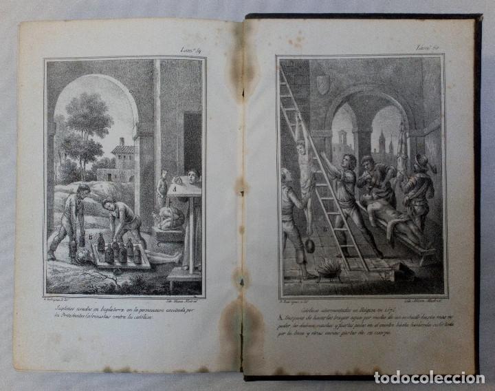Libros antiguos: LAS ACTAS VERDADERAS DE LOS MÁRTIRES. CON 60 GRABADOS. TOMO III. 1844 - Foto 11 - 245263100