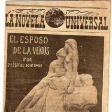 Libros antiguos: EL ESPOSO DE LA VENUS. Lote 245288115