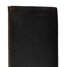 Libros antiguos: FABRICACIÓN DE CABLES ELÉCTRICOS - GUILLERMO ROVIROSA. Lote 245295350