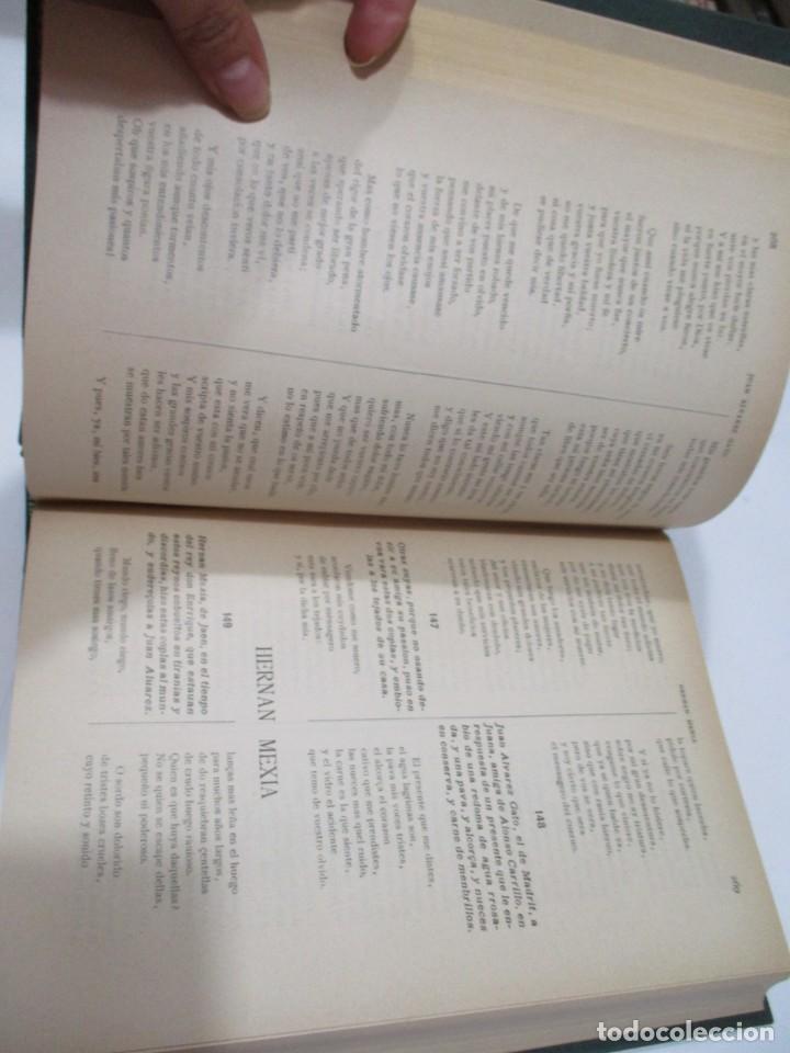 Libros antiguos: FOULCHÉ DELBOSC Cancionero castellano del Siglo XV ( 2 Tomos) W5568 - Foto 5 - 245363305