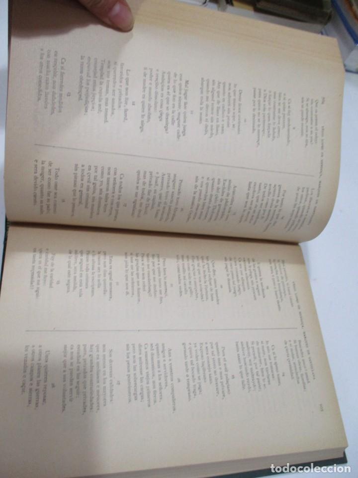 Libros antiguos: FOULCHÉ DELBOSC Cancionero castellano del Siglo XV ( 2 Tomos) W5568 - Foto 6 - 245363305