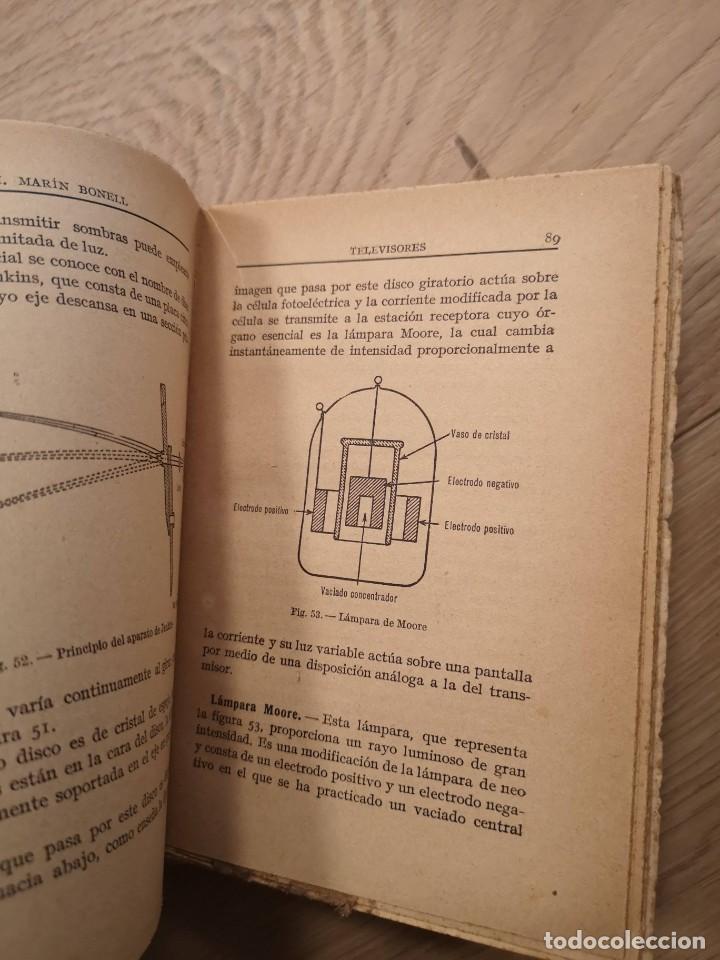 Libros antiguos: LIBRO TELEVISION DE M. MARIN BONELL MADRID 1929 - Foto 2 - 245579040
