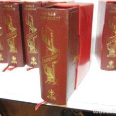 Libri antichi: OBRAS INMORTALES NIETZSCHE ED EDAF CON ESTUCHE BUEN ESTADO. Lote 245580820