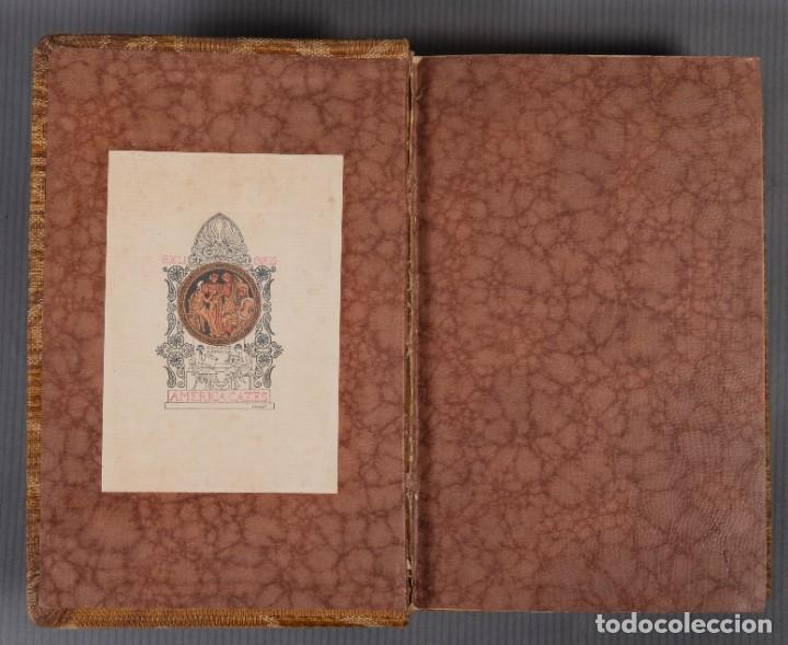 Libros antiguos: Le sourire d'Athèna-André Beaunier-Librairie Plon 1911 - Foto 4 - 245640315