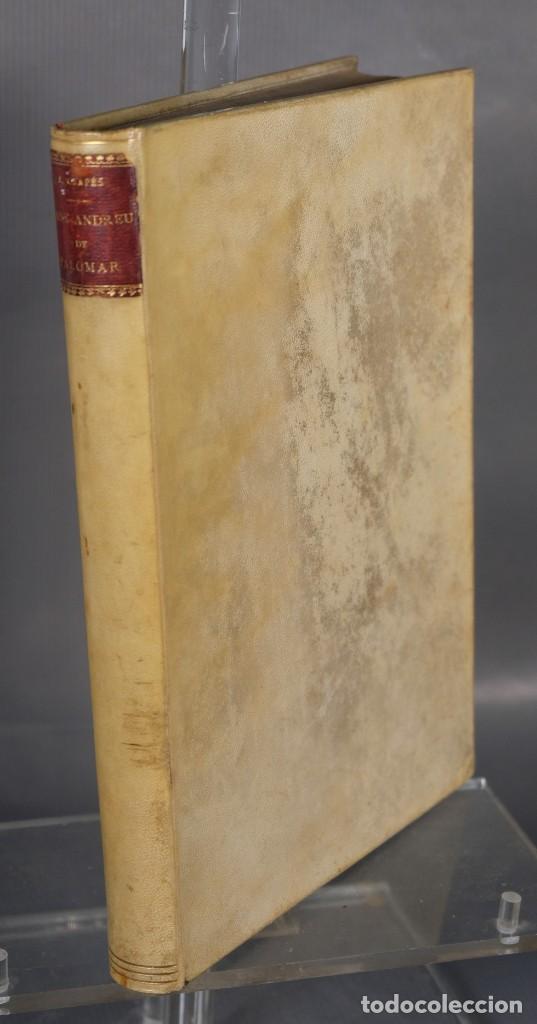 SANT ANDREU DE PALOMAR-JOAN CLAPÉS Y CORBERA-TIP. ANDRESENSE 1900 (Libros Antiguos, Raros y Curiosos - Historia - Otros)