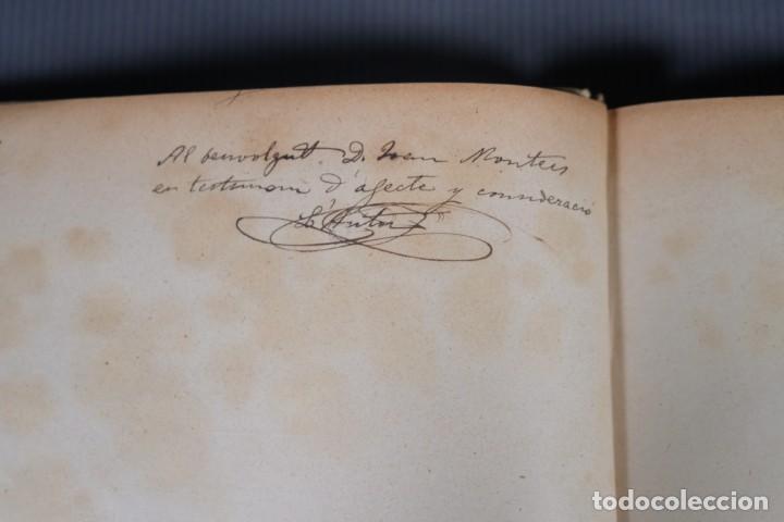 Libros antiguos: Sant Andreu de Palomar-Joan Clapés y Corbera-Tip. Andresense 1900 - Foto 7 - 245640325