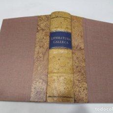 Libros antiguos: EUGENIO CARRÉ ALDAO LITERATURA GALLEGA ( EN GALLEGO) W5649. Lote 245784765