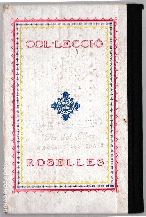 Libros antiguos: EL VENCEDOR - B RAMBO S.J. - NARRACIÓ MISSIONS DL PARAGUAI - FOMENT DE PIETAT 1936 - CATALÀ - Foto 3 - 245973545