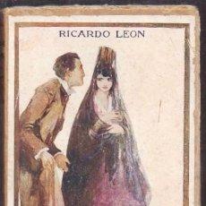Libros antiguos: LA CAPA DEL ESTUDIANTE - LEON, RICARDO - A-NOV-1409. Lote 245973825