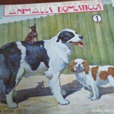 Libros antiguos: EL REINO ANIMAL 11 TOMOS. Lote 246479965