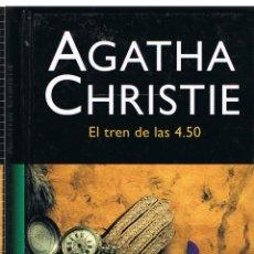 Libros antiguos: EL TREN DE LAS 4,50, AGATHA CHRISTIE. Lote 247002035
