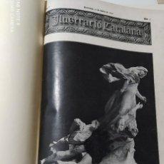 Libros antiguos: ILUSTRACIÓ CATALANA. Lote 247408520