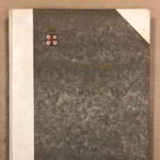 Libros antiguos: EXPOSICIÓN DE LA MINIATURA RETRATO EN ESPAÑA. CATÁLOGO GENERAL JOAQUÍN EZQUERRA DEL BAYO (1916).. Lote 247751905