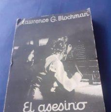 Libros antiguos: NOVELA EL ASESINO LLEGO ANTES. Lote 247772075