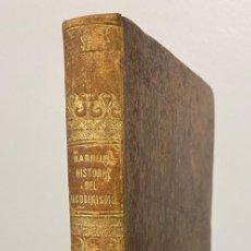 Libros antiguos: MEMORIAS PARA SERVIR A LA HISTORIA DEL JACOBINISMO. AL ABATE BARRUEL. TOMO I AÑO 1870. Lote 247990155