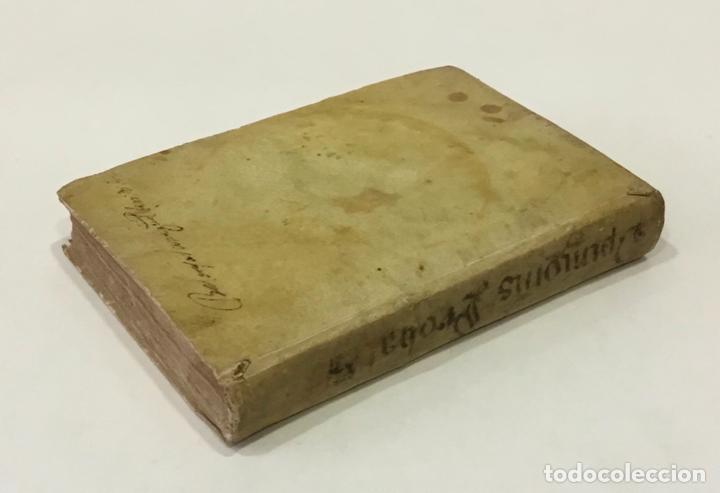 Libros antiguos: DE RECTO USU OPINIONIS PROBABILIS QUAESTIO UNICA IN QUINQUE LECTIONES... - ANGELIS, Augustini de. - Foto 9 - 248468150