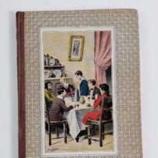 Libros antiguos: L-4521. EL BANQUETE DEL ABUELO,POR D. MANUEL MARINEL-LO.BIBLIOTECA ENRIQUETA. 1924.. Lote 248567095