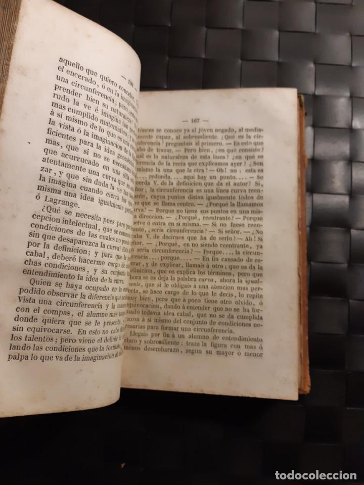 Libros antiguos: El criterio 1854 - Foto 4 - 248810160