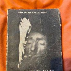 Libri antichi: APARICIONES EN GALICIA - JOSE MARIA CASTROVIEJO (RARO). Lote 249050995