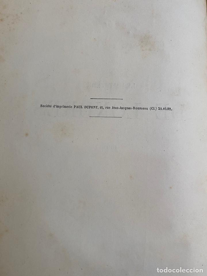 Libros antiguos: Libro Paul Féval Les Mystères de Londres - Tomo 1 - Nouvelle Édition- s.XIX - Foto 7 - 249528360
