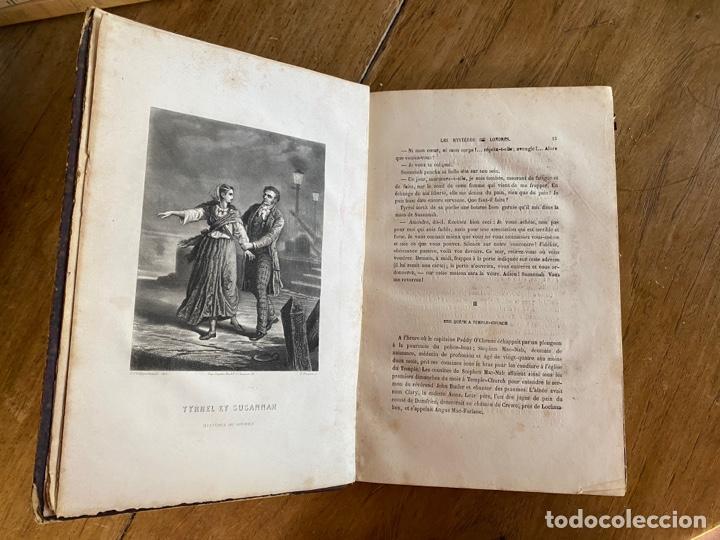 Libros antiguos: Libro Paul Féval Les Mystères de Londres - Tomo 1 - Nouvelle Édition- s.XIX - Foto 10 - 249528360