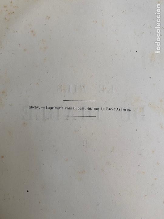 Libros antiguos: Libro Paul Féval Le Fils du Diable - Tomo 2 - Nouvelle Édition- s XIX - Foto 5 - 249531580