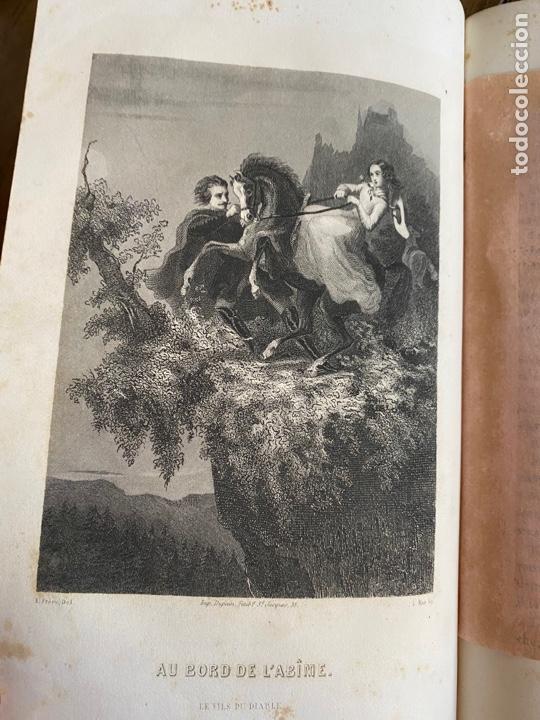 Libros antiguos: Libro Paul Féval Le Fils du Diable - Tomo 2 - Nouvelle Édition- s XIX - Foto 12 - 249531580