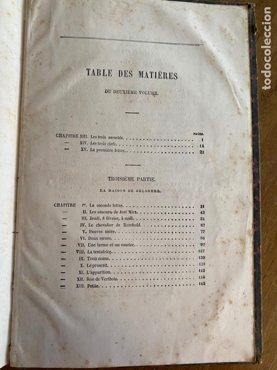 Libros antiguos: Libro Paul Féval Le Fils du Diable - Tomo 2 - Nouvelle Édition- s XIX - Foto 15 - 249531580