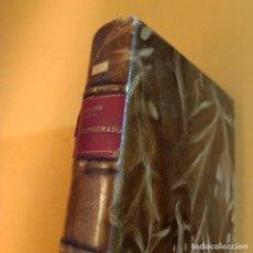 Libros antiguos: EL ABANDONADO, RENE BAZIN, NARRATIVA / NARRATIVE, EDITORIAL PROMETEO, 1921. Lote 250350225
