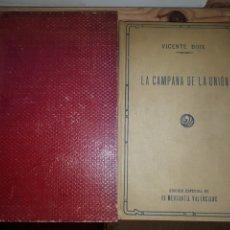 Libros antiguos: LOTE.EDICIONES MUY ANTIGUAS DEL MERCANTIL VALENCIANO.LIBROS.NOVELAS.. Lote 251116960