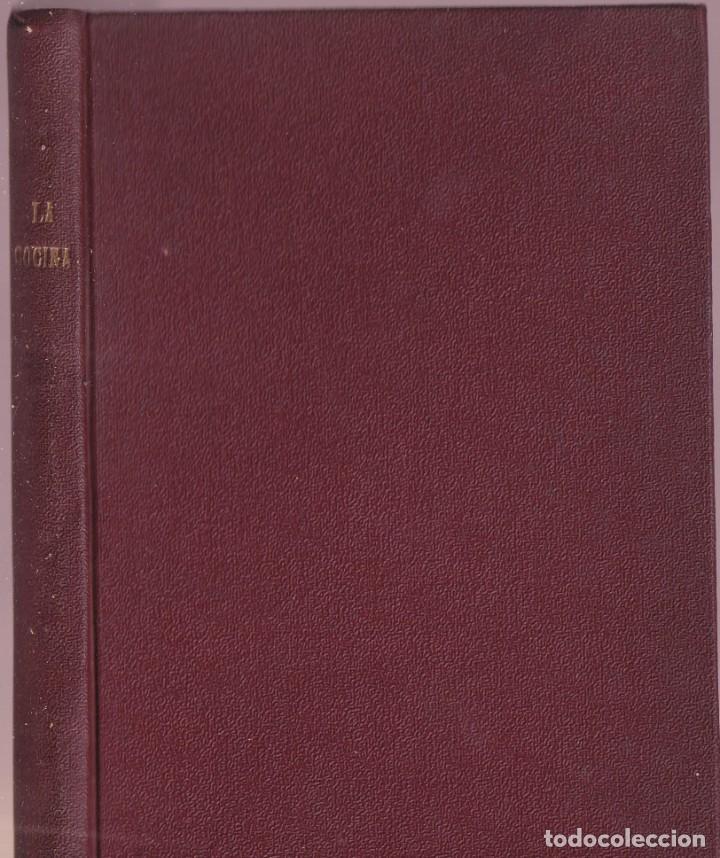 Libros antiguos: LA COCINA ESPAÑOLA ANTIGUA - CONDESA DE PARDO BAZÁN - CIRCA 1920 - Foto 2 - 251486280