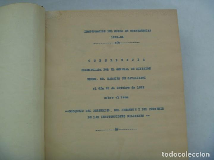 Libros antiguos: ENORME LIBRO DE CURSO DE CONFERENCIAS , 1922-23: CAVALCANTI, ETC. TEMAS DE HISTORIA, ETC - Foto 2 - 251543580